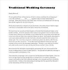 typical wedding program 19 wedding ceremony templates free sle exle format