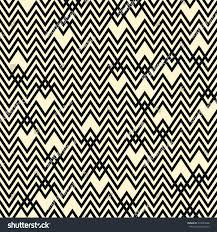 fun halloween repeating background seamless monochrome chevron pattern background stock vector