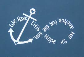 anchor clipart hope pencil and in color anchor clipart hope