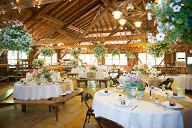 inexpensive wedding venues in maine the macdonald lodge at c kintail decorated for a summer c