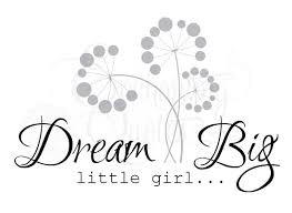 nursery wall quotes baby quotes vinyl wall quotes for kids dream big little girl nursery wall quote