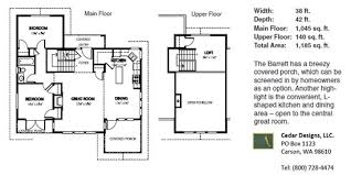 Cedar Home Floor Plans Barrett Classic House Plan Cedar Homes Custom Homes