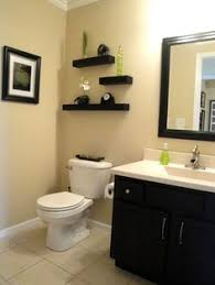 beige and black bathroom ideas black and white bathroom with teal accent color use in upstairs