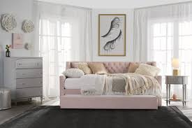 little seeds monarch hill ambrosia upholstered daybed with trundle