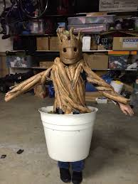 groot costume made my baby groot for 2014 more in comments pics