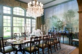 wallpaper for dining rooms dining rooms interior design photo gallery timothy corrigan