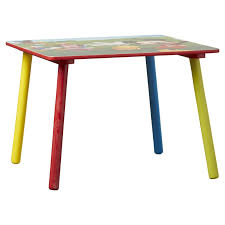 mickey mouse kids table delta children mickey mouse kids 3 piece table and chair set