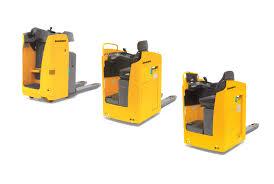 sideways seated electric pallet truck u003cbr u003e ese 120 220 320