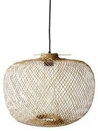 Bamboo Ceiling Light Bamboo Pendant L Foter