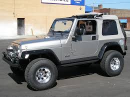 2005 jeep unlimited lifted customwork