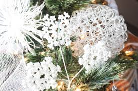 how to decorate a tree from start finish the easy way