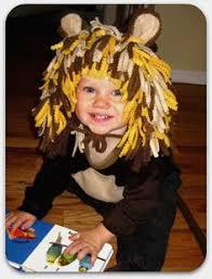 Lion Halloween Costume Easy Sew Kids Lion Halloween Costume Lion Halloween Costume
