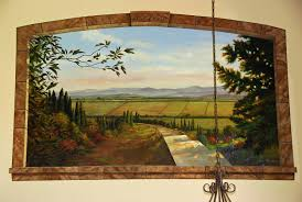 custom painted murals by utah mural artist billy hensler people saying nice things