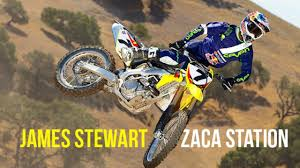 james stewart motocross gear raw james stewart zaca station mx u2013 2015 suzuki rm z450 intro