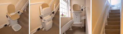 reconditioned curved stairlifts