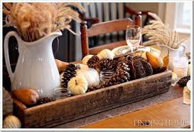 Fall Dining Room Table Decorating Ideas My Favorite Decorating Ideas Trays Finding Home Farms