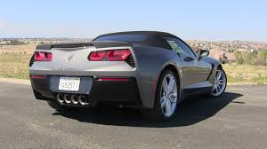 2015 corvette stingray review 2015 chevy corvette stingray convertible still gets all the