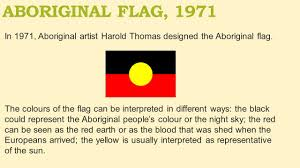 Indigenous Flags Of Australia The Struggle For Indigenous Civil Rights In Australia Ppt Video