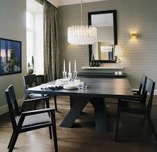Contemporary Crystal Dining Room Chandeliers Of Goodly - Contemporary crystal dining room chandeliers