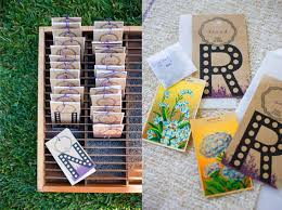 wedding seed packets garden wedding ideas seed packets