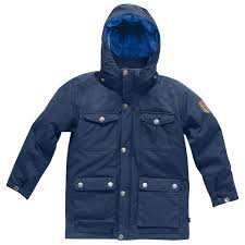 fjà llrà ven kids greenland down parka down jacket free uk