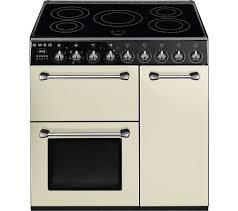 Smeg Induction Cooktops Buy Smeg Blenheim Bm93ip 90 Cm Electric Induction Range Cooker