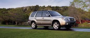 subaru exiga 2009 2007 subaru forester pictures history value research news