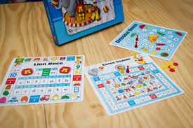 Desk Game by Desk Games Initial Consonants Starfish Education Centre