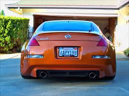 nissan 350z and 370z what is this rear bumper nissan 350z forum nissan 370z tech forums