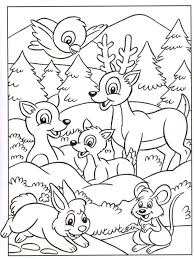 coloriage 3 ans animaux