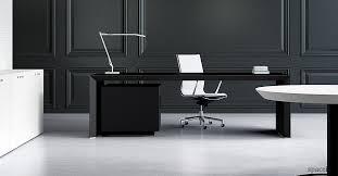 Black Office Desks Black Office Paso Evolist Co