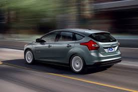 2013 Ford Focus Interior Dimensions 2013 Ford Focus Electric Overview Cars Com