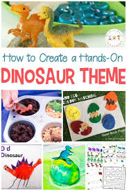 259 best dinosaur theme weekly home preschool images on pinterest