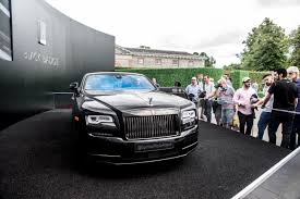 roll royce price 2017 rolls royce celebrates successful 2017 goodwood festival of speed