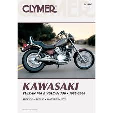amazon com clymer kawasaki twins 700 750 vulcan manual m356 5