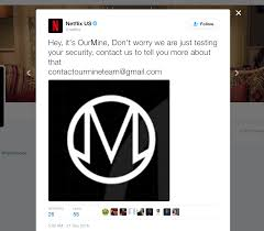 ourmine hacks netflix marvel twitter accounts techcrunch