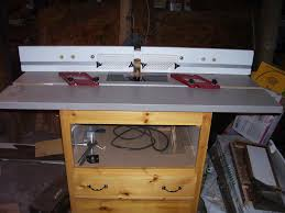 diy router table top homemade router table top router forums