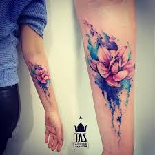 tattoo history vancouver image flower watercolor tattoo rodrigotas rodrigo tas websta jpg