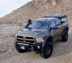 Ram 3500 Truck Tent - featured vehicle american expedition vehicles ram prospector