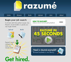 View Resumes Online For Free by Resume Pixelpush Design