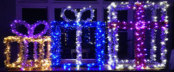 diy ideas can be a real gift literally tinsel garland