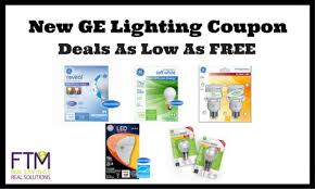 lighting the web coupon new ge lighting coupon deals as low as free ftm