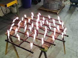 Diy Propane Firepit Propane Burners For Pits Burners For Pits X 6 H Style