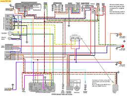 1982 yamaha virago wiring diagram 1982 yamaha 750 virago wiring