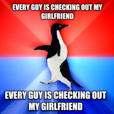 Awesome Girlfriend Meme - livememe com socially awesome awkward penguin
