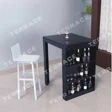 Mini Bar Furniture by Wine Rack Table Bar Furniture Promotion Shop For Promotional Wine