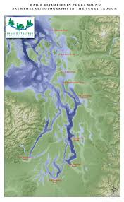 Sound Map Shared Strategy For Puget Sound