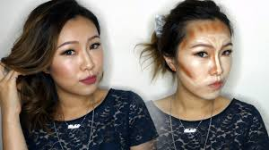 how to contour and highlight makeup tutorial thisisstellalee