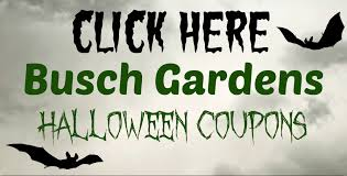 halloween horror nights promo code 2017 busch gardens halloween coupons