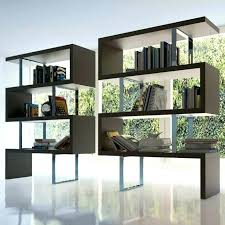 target room divider bookcase open shelves room divider using bookshelves as room dividers